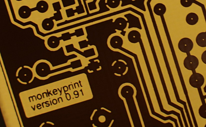 Tutorial: Make your own Monkeyprint DLP printer board